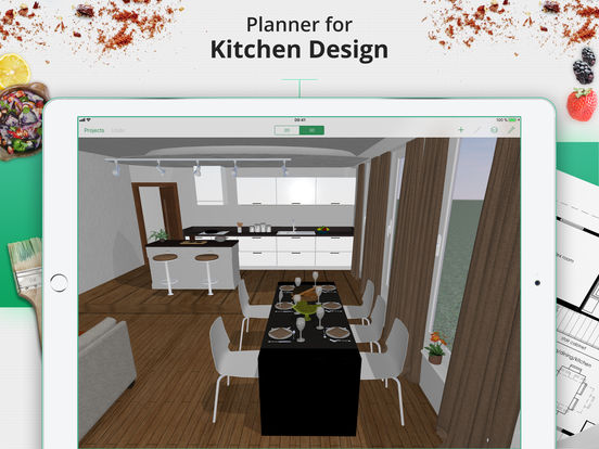 Kitchen Planner & Decorator on the App Store