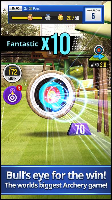 Archery King Screenshot