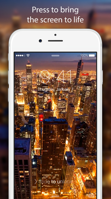 Live Wallpapers & Themes Free - Moving Backgrounds Screenshot