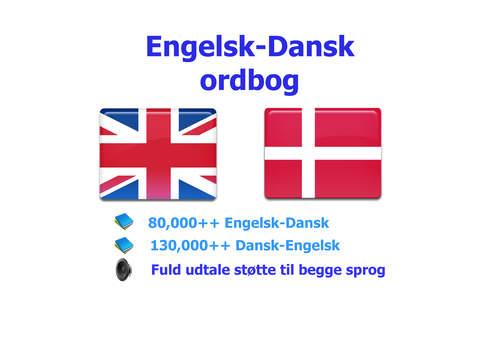 Danish English dictionary - Dansk Engelsk ordbog on the App Store