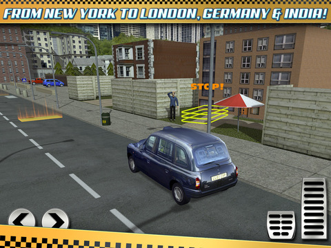taxi parking simulator gratuit jeux de voiture de course par play with friends games ltd. Black Bedroom Furniture Sets. Home Design Ideas