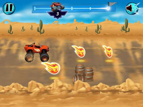 Blaze giochi gratis