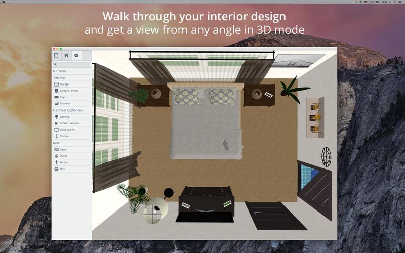 Bedroom Design 5D - bedroom plans, interior design and decor ...
