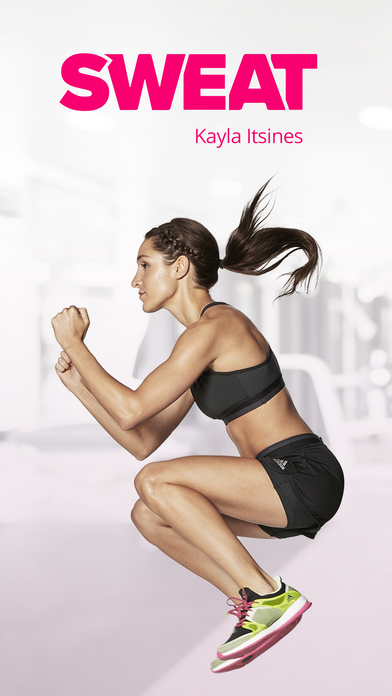 Sweat: Fitness, Entrena Bikini Body Kayla Itsines Screenshot