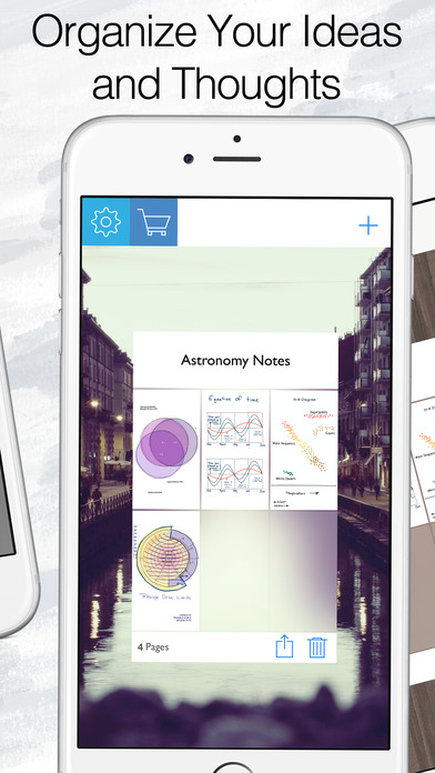 Draw Pad Pro : Amazing Notepads and Sketchbooks! Screenshot