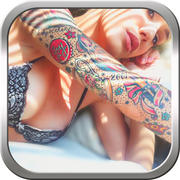 Tattoo Booth -You Ink Sketch Designs Artist Photo