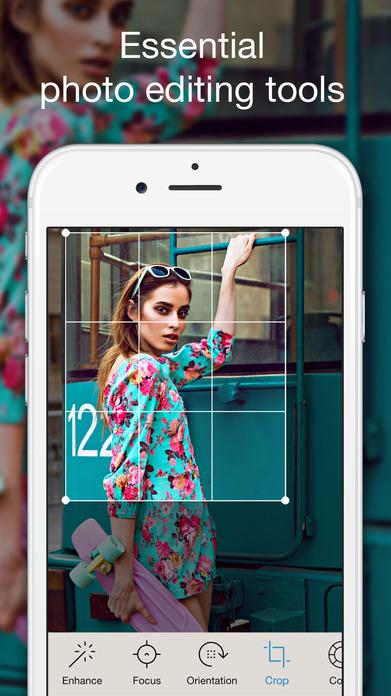Photo Lab: pics art, draw & frames for edit photos Screenshot