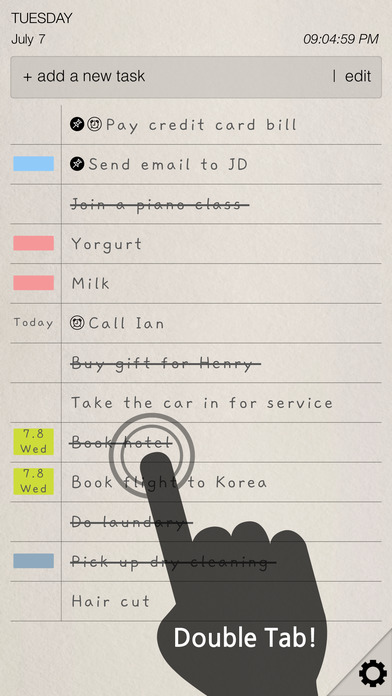 Do! - The Best of Simple To Do Lists Screenshot