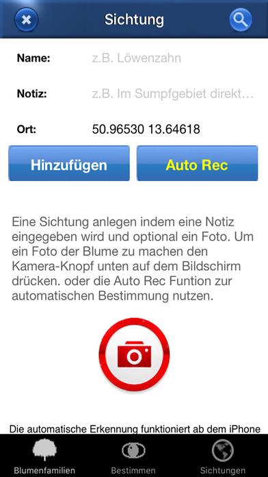 alpenblumen id automatik blumen kr uter bestimmen im app store. Black Bedroom Furniture Sets. Home Design Ideas