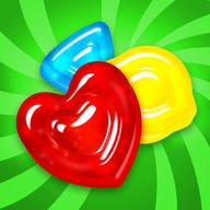 Gummy Drop! – Free Match 3 Puzzle Game