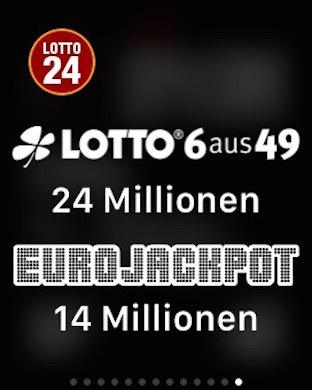 Lotto Gewinn Benachrichtigung