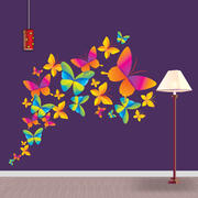 Colorful Wall Designs - Wall Paints and Textures