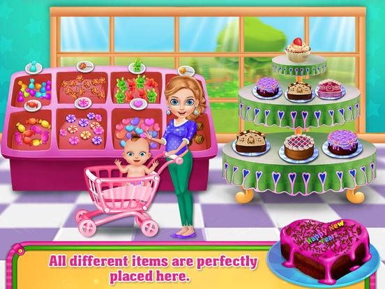 supermarkt einkaufen kassierer spiel f r kinder im app store. Black Bedroom Furniture Sets. Home Design Ideas