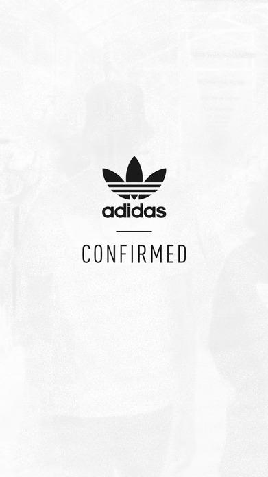 adidas Confirmed Screenshot