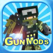 Block Gun Mod FREE - Best 3D Guns Mods Guides for Minecraft PC Edition