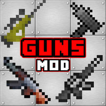 GUNS MODS for Minecraft PC Edition - Mods Tools