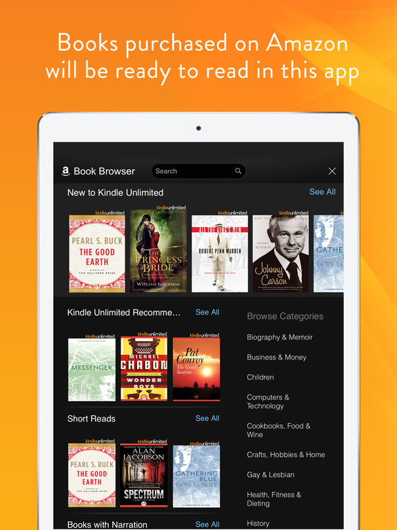 Writing Ebooks and the Kindle