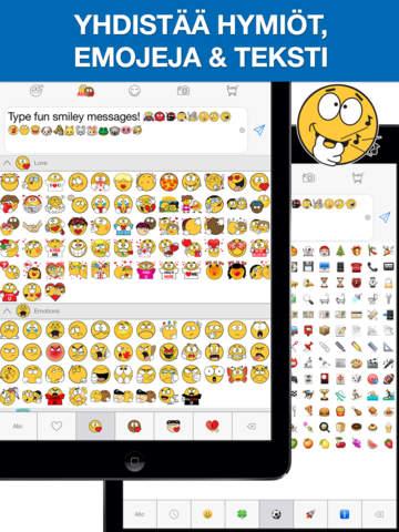Emojidom smiley ja hymiöt ilmainen for WhatsApp ja viestien App Storessa
