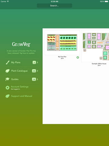 Garden Plan Pro Screenshot