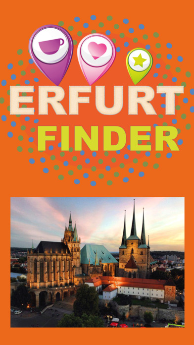 Erfurt Finder Screenshot