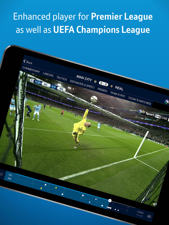 BT Sport IPA Cracked for iOS Free Download