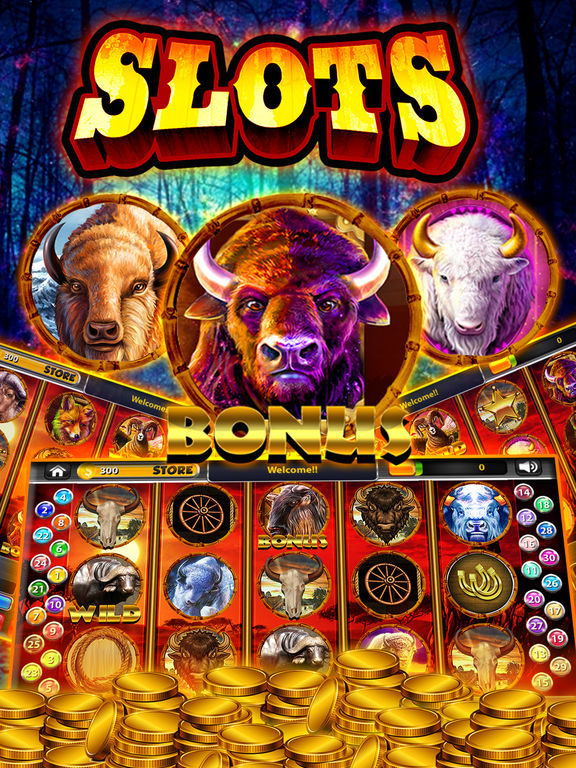 Free online slot machines buffalo