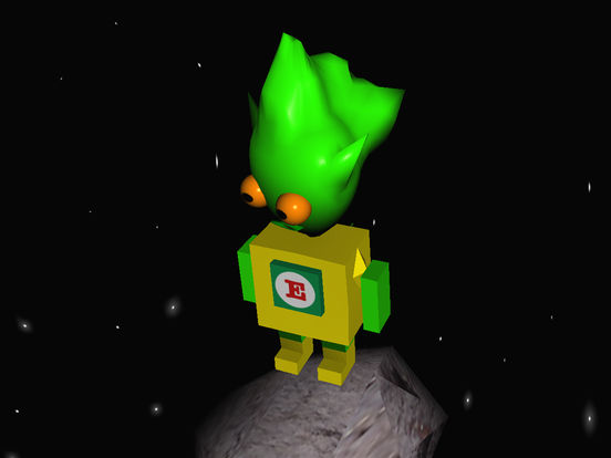 Elmi in Space Screenshot
