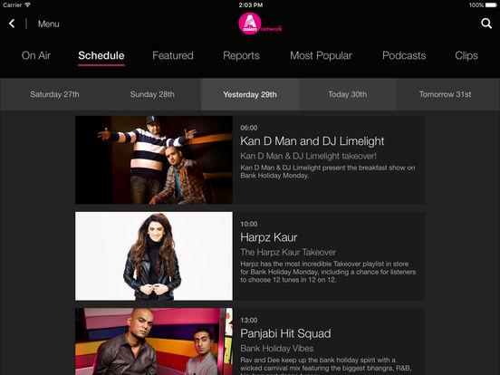 BBC iPlayer Radio IPA Cracked for iOS Free Download
