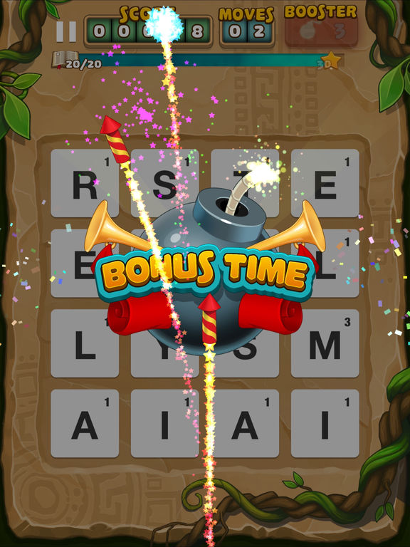 Ruzzle Adventure Screenshot
