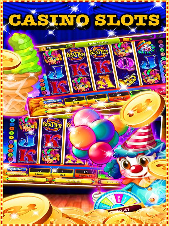Casino slot wonder vender