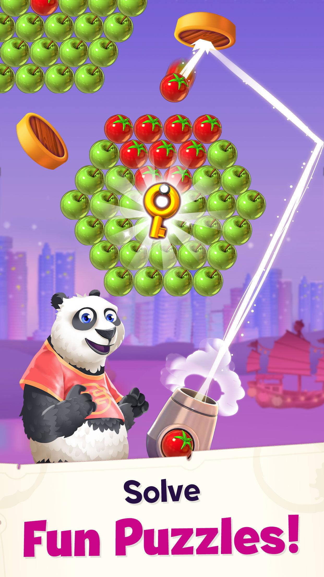 Bubble Island 2 - Pop Bubble Shooter Screenshot