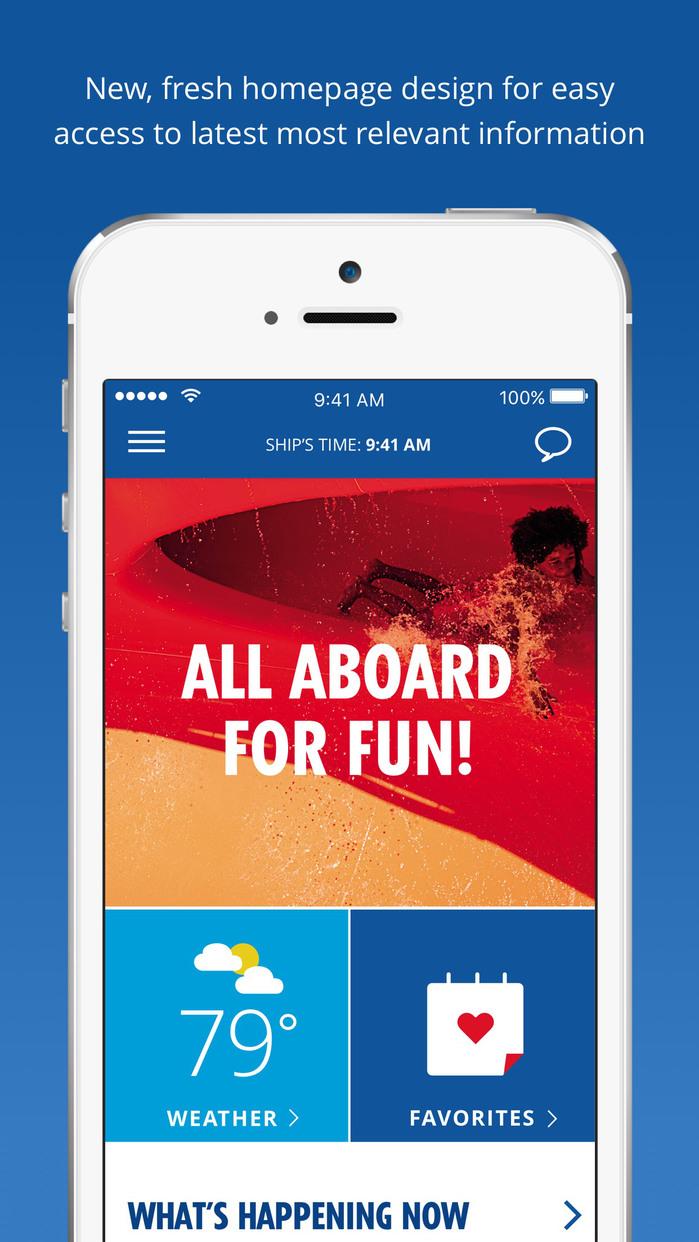 Carnival HUB Screenshot