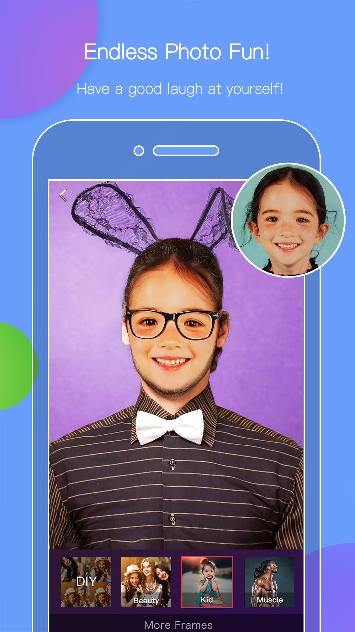 Face Morph - Visage Changer & Photo Swap Pro Screenshot