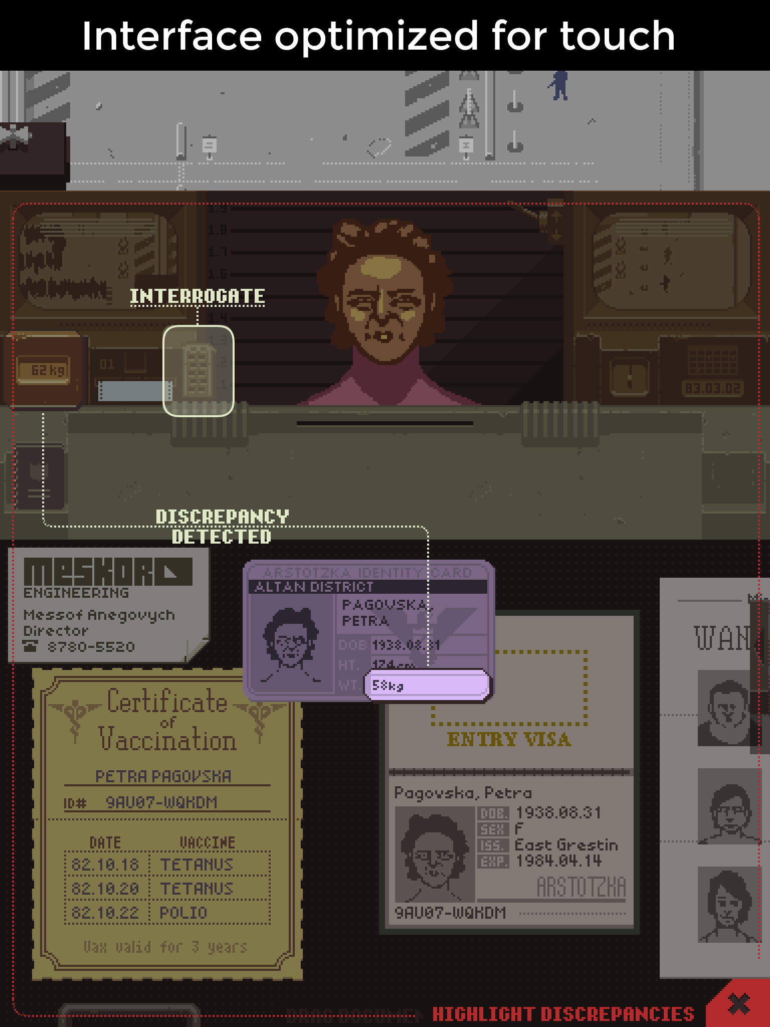 Papers, Please screenshot-3