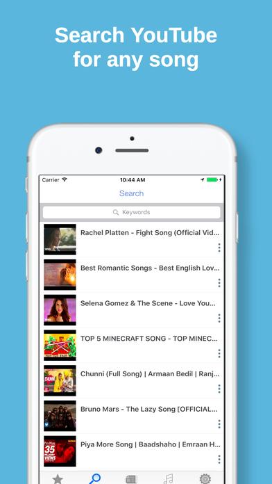 Go Musi - Music Mp3 Player & Audio Songs Streamer IPA