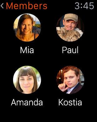 Voxer Walkie Talkie Messenger Screenshots