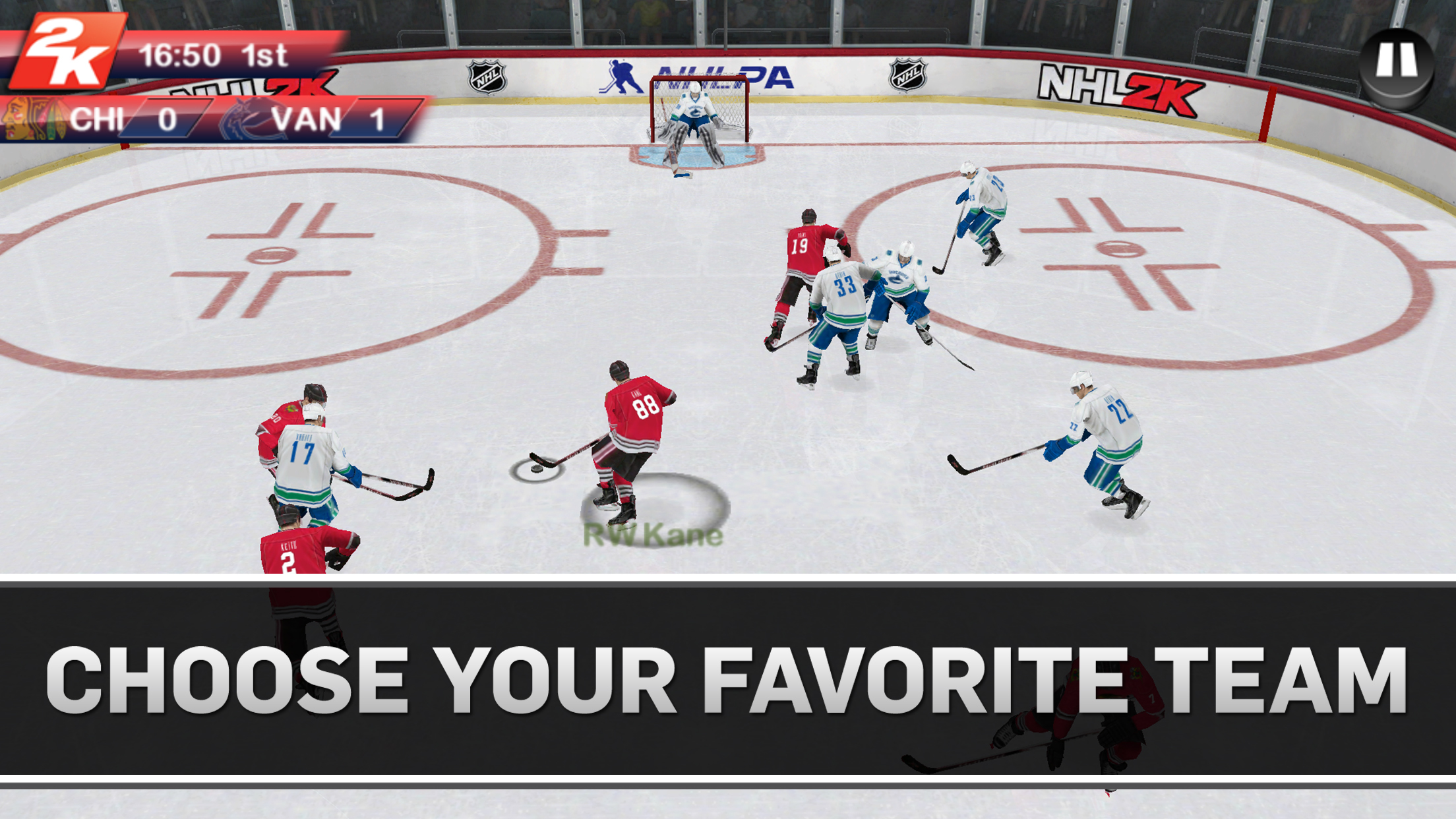 NHL 2K screenshot-1
