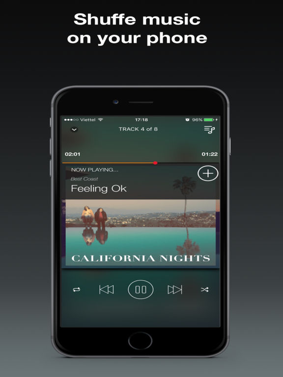 Premium Plus Music & Music Player for Spotify Premium IPA