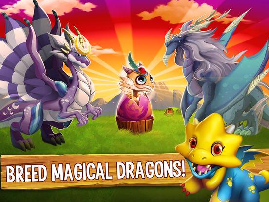 ... Dragon City Mobile Screenshots ...
