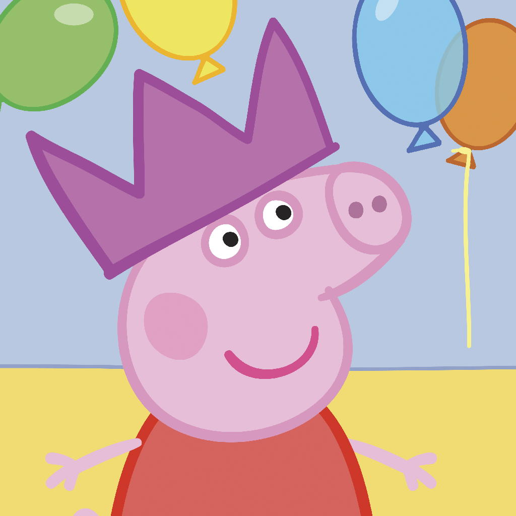 Buy 12 Peppa Pig Cupcake Toppers Pink Plaid Printable Digital Download in  Cheap Price on Alibaba.com