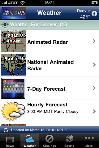 7NEWS - Denver Breaking News, Weather, Sports App for Free