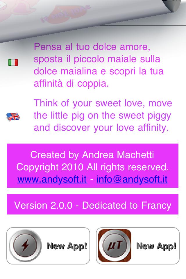 iLoveMe Screenshot