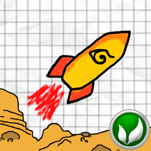 A Doodle Fly - Fly to Mars