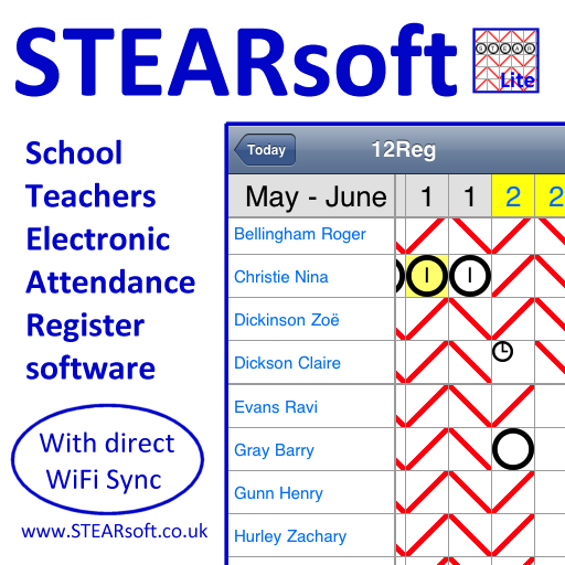 STEARsoft Lite (School Teachers Electronic Attendance Register