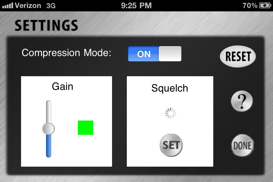 Passaggio Screenshot