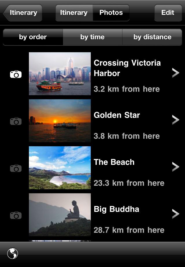 Photo Point Guide – Hong Kong Screenshot