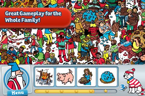 Where's Waldo?™ The Fantastic Journey Screenshot