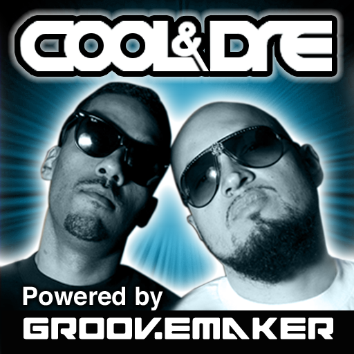 GrooveMaker Cool & Dre for iPad