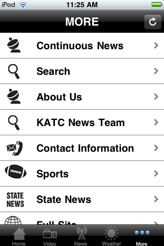 KATC App for Free - iphone/ipad/ipod touch
