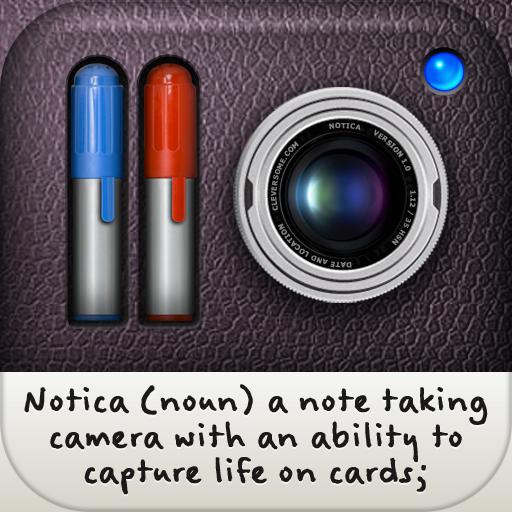 Notica - Your visual memory companion